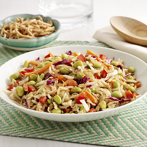crunchy asian salad  ready set eat